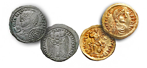 Coinage of Uncertain Germanic Tribes