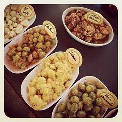 Ce matin au marché de #saintchinian #herault #languedoc #olives