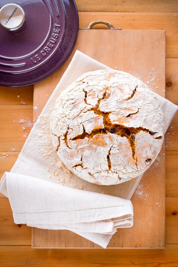 Pane senza impasto alle carote