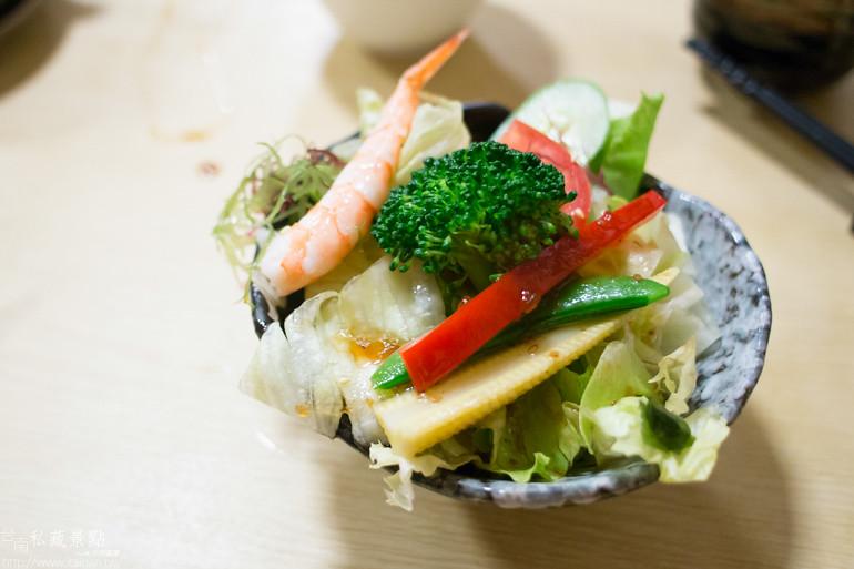 台南私藏景點--新都巷日本料理 (9)