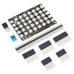 NeoPixel Shield - 40 RGB LED Pixel Matrix