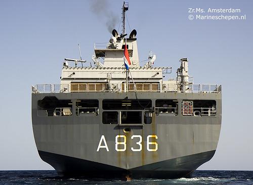 Amsterdam A836