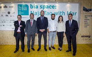 BIA recupera la antigua estación de La Naja, en Bilbao