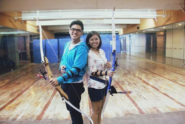 Gandiva Archery