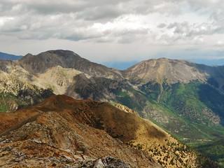 Mt Hope and Quail Mountain