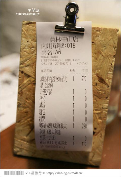 【彰化餐廳推薦】Pizza factory披薩工廠《員林店》~什麼!合作金庫不存錢改吃Pizza!27