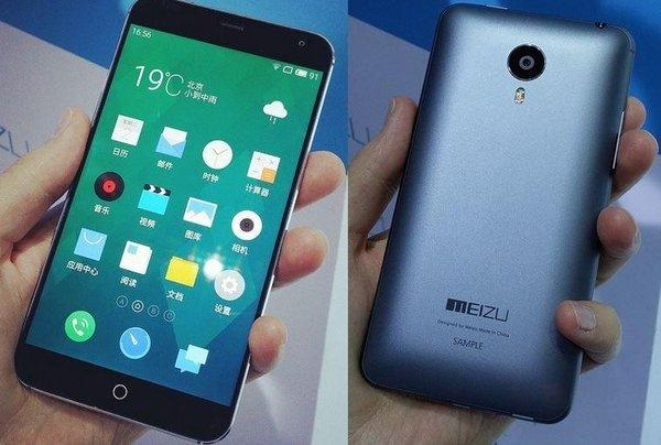 смартфон Meizu MX4