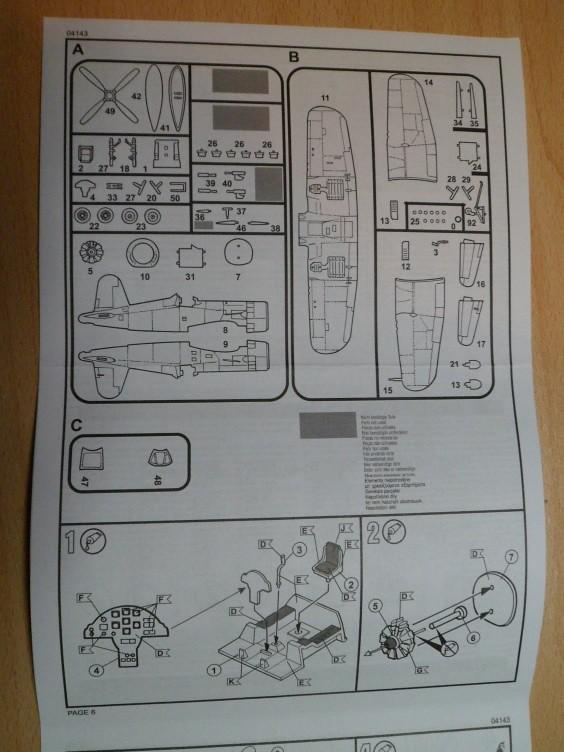 Vought F4U-5-Corsair [Revell 1/72] - Voilaaaa c'est finiiiiii (bis) !  15115302428_c81706b7b8_b