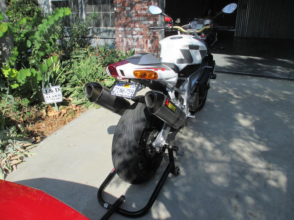 tuono v2 or v4? | Adventure Rider