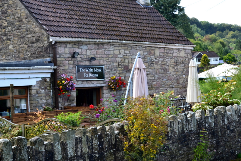 The White Monk, Tintern Restaurants