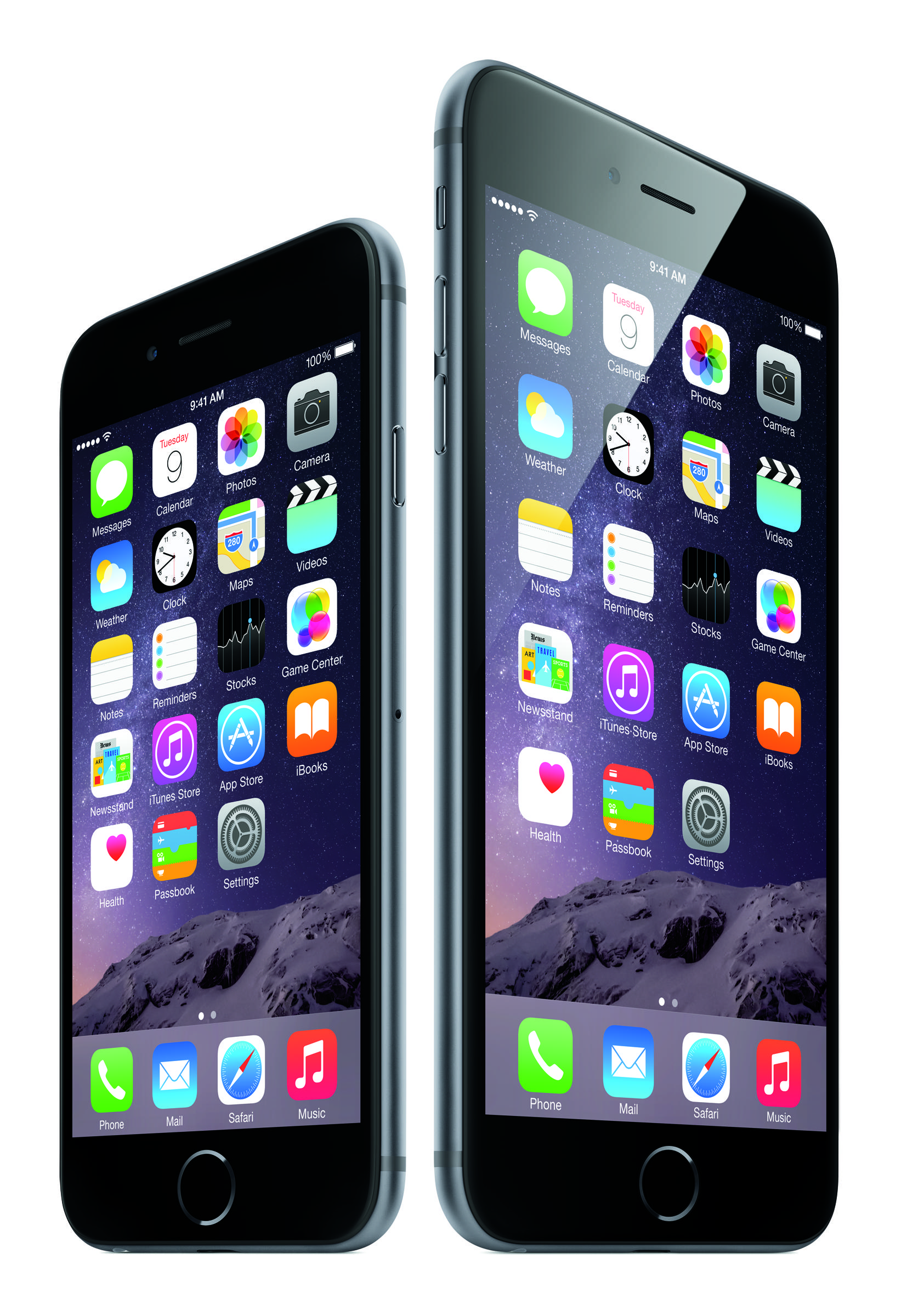 Apple IPhone 6 & IPhone 6 Plus Available In Singapore