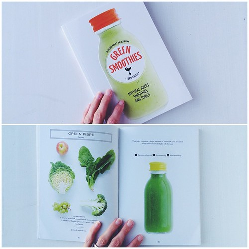 Love the combinations (and the visuals ) in #GreenSmoothies - great for all sorts of sweet and savoury inspiration. Thanks @hachetteaus!
