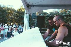 PIKNIC ÉLECTRONIK 2014 - 7 septembre ©Johnny Martin