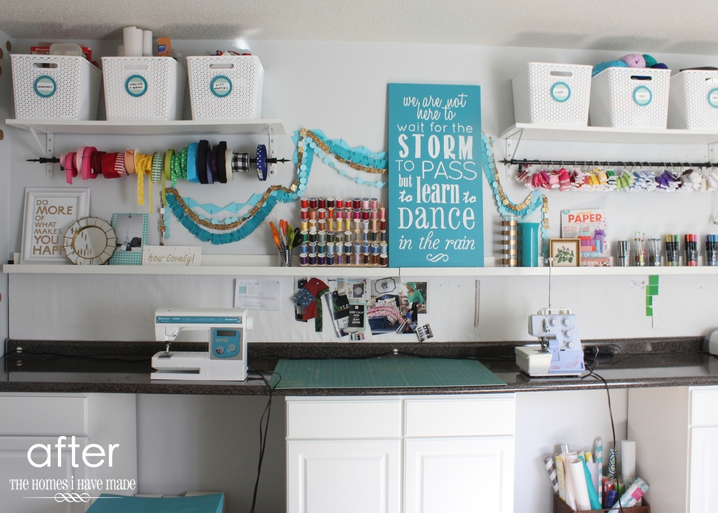 Craft Room Office Reveal-022 & Craft Room and Office Final Reveal | The Homes I Have Made