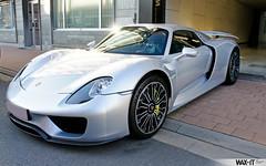 Porsche 918Spyder