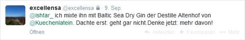 Destillerie Baltic-Drop-Gin-Tweet