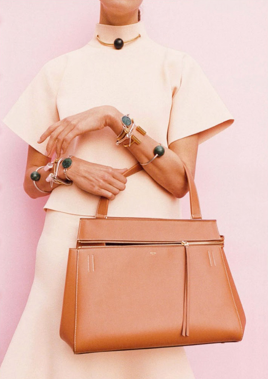 celine burgundy luggage - Mizhattan - Sensible living with style: ALERT: C��line Will ...