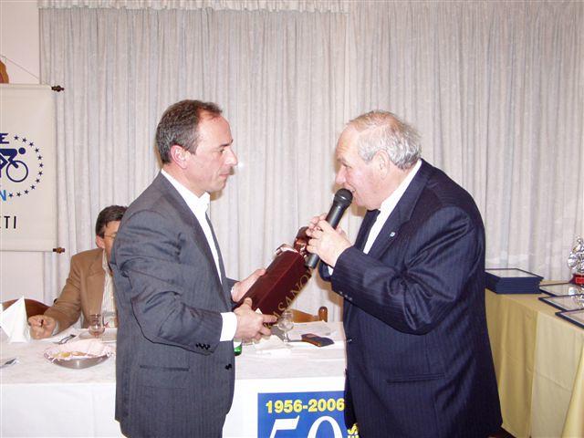 Premiazione di Luciano Rabottini