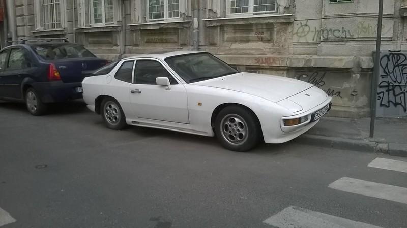 Porsche 944 Deurklinken.Porsche 944 1982