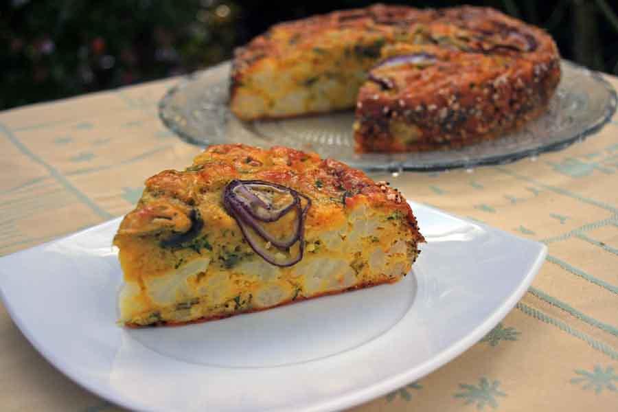 15277935582 ae45111fed b Cauliflower cake de Yotam Ottolenghi