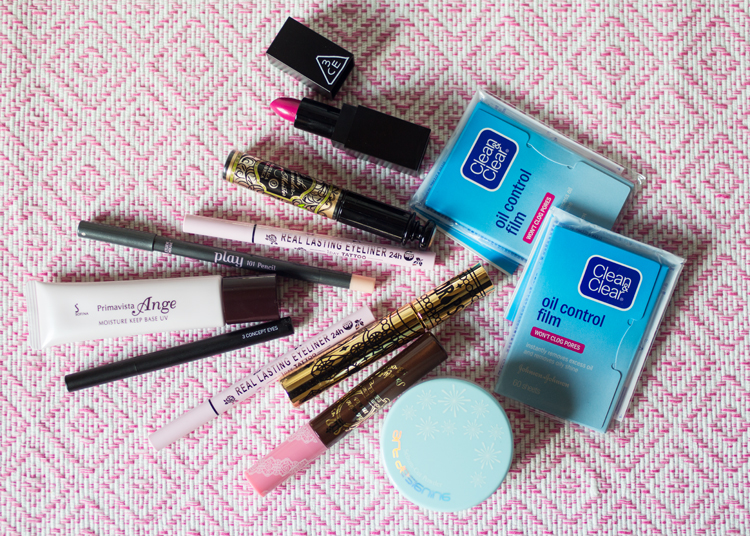 Japanese make up essentials