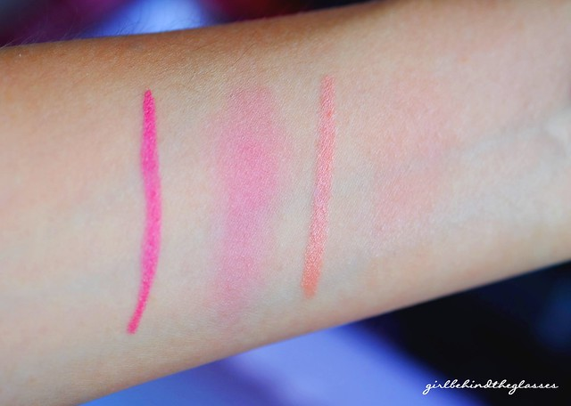 Etude House Play 101 Pencils 15 25 swatches