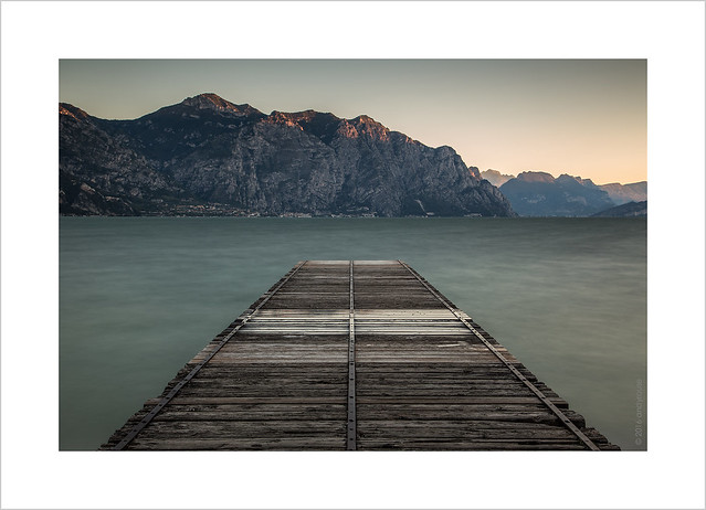 An accessible jetty