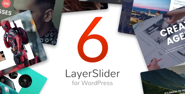 LayerSlider v6.0.5 - Responsive WordPress Slider Plugin