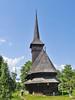 11 Holzkirche in Bogdan Vodă aus dem Jahr 1712