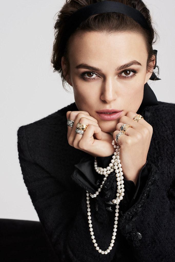 Кира Найтли — Фотосессия для «Chanel» 2016 – 2