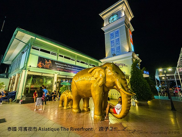 泰國 河濱夜市 Asiatique The Riverfront 94