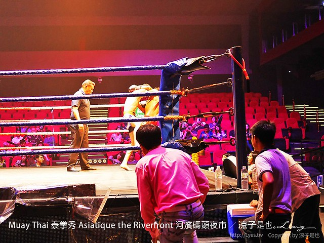 Muay Thai 泰拳秀 Asiatique the Riverfront 河濱碼頭夜市 13
