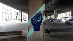 Sign Language Posters - Métropolitaine, Montréal