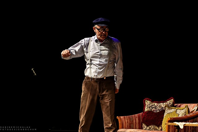 [Herbert Knebel - 06.12.2016 / Schauspielhaus Bochum]