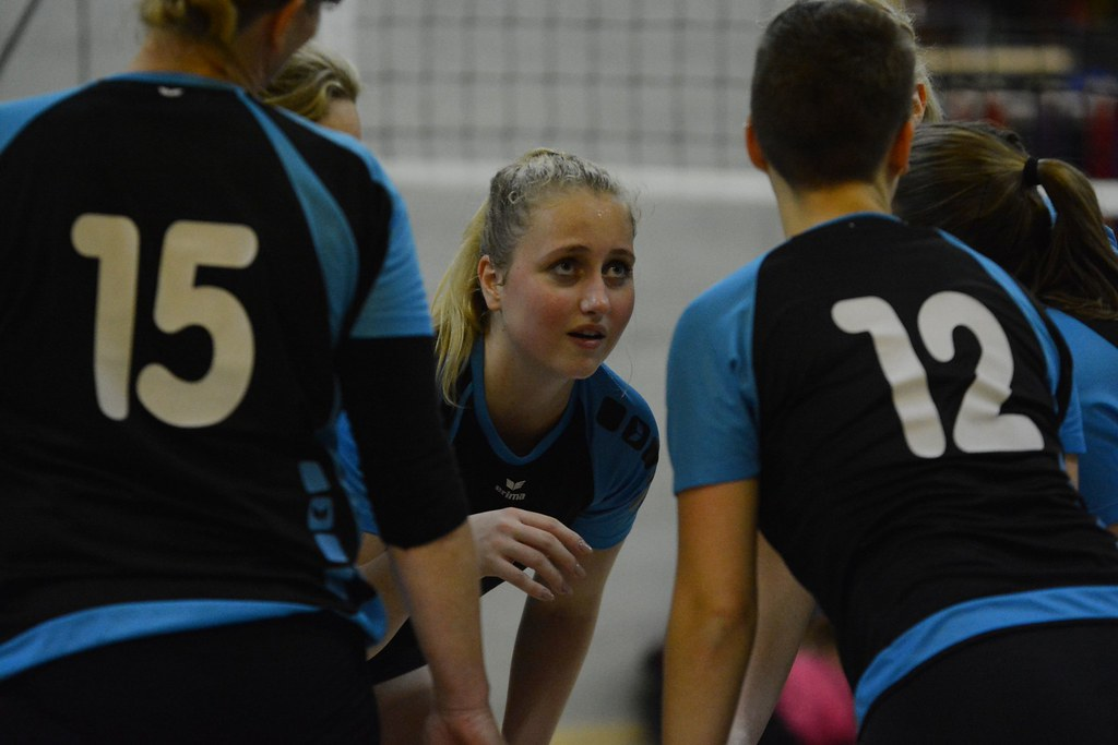 Match Volley Damen 1 vom 05. Nov. 2016