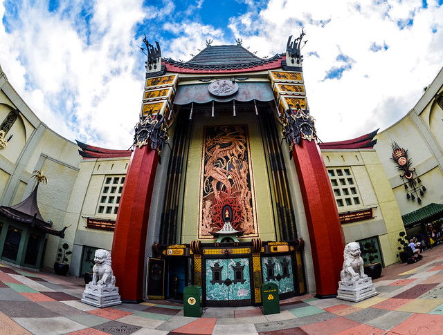 Chinese Theater DHS