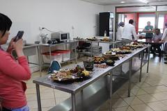 Inauguración Taller Gastronomía Intercultural
