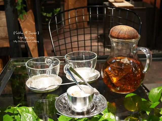 日本東京表參道花店咖啡館Aoyama Flower Market Tea House青山店  (16)