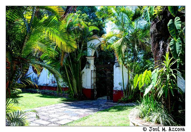 México. Cuernavaca. Jardín Borda.