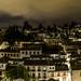 Noche nublada en el Albayzin, Granada by EnriqueG.Sanz