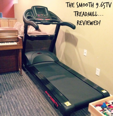 14063263552 7e955cf2a3 o What I really think about the Smooth Fitness 9.65TV Treadmill (sponsored)
