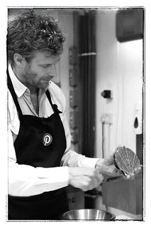 Tom Aikens, Pinterest event 4