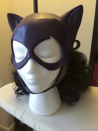 Balent Catwoman Cowl