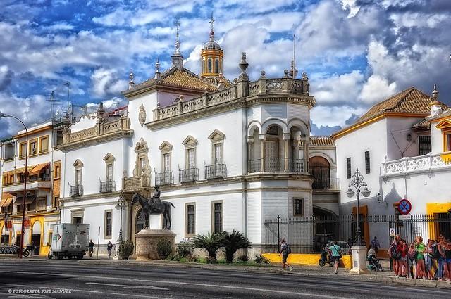 Real Maestranza de Caballeria de Sevilla