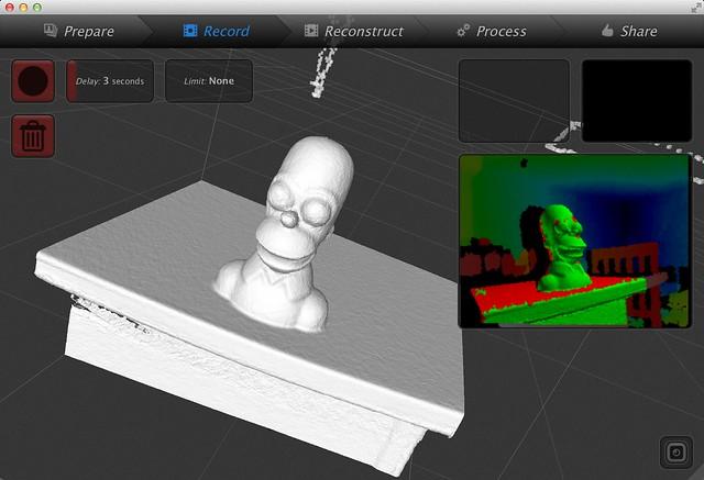 Struture 3D Scanner