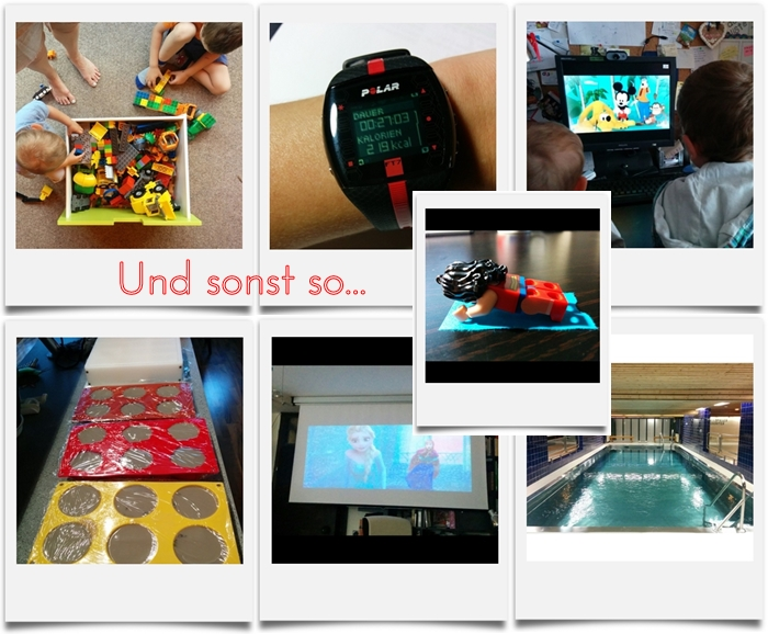 Duplo | Polar FT7 | Mickey Mouse | Seifensieden | Frozen | Hallenbad