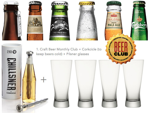 Fathers Day Gift Guide - Beer Club of the Month
