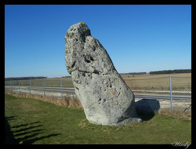 Piedra del Talón en Stonehenge
