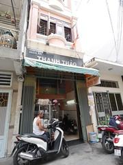 木, 2014-05-15 22:17 - Mien Luon Nuoc 揚げ田ウナギ入り麺屋