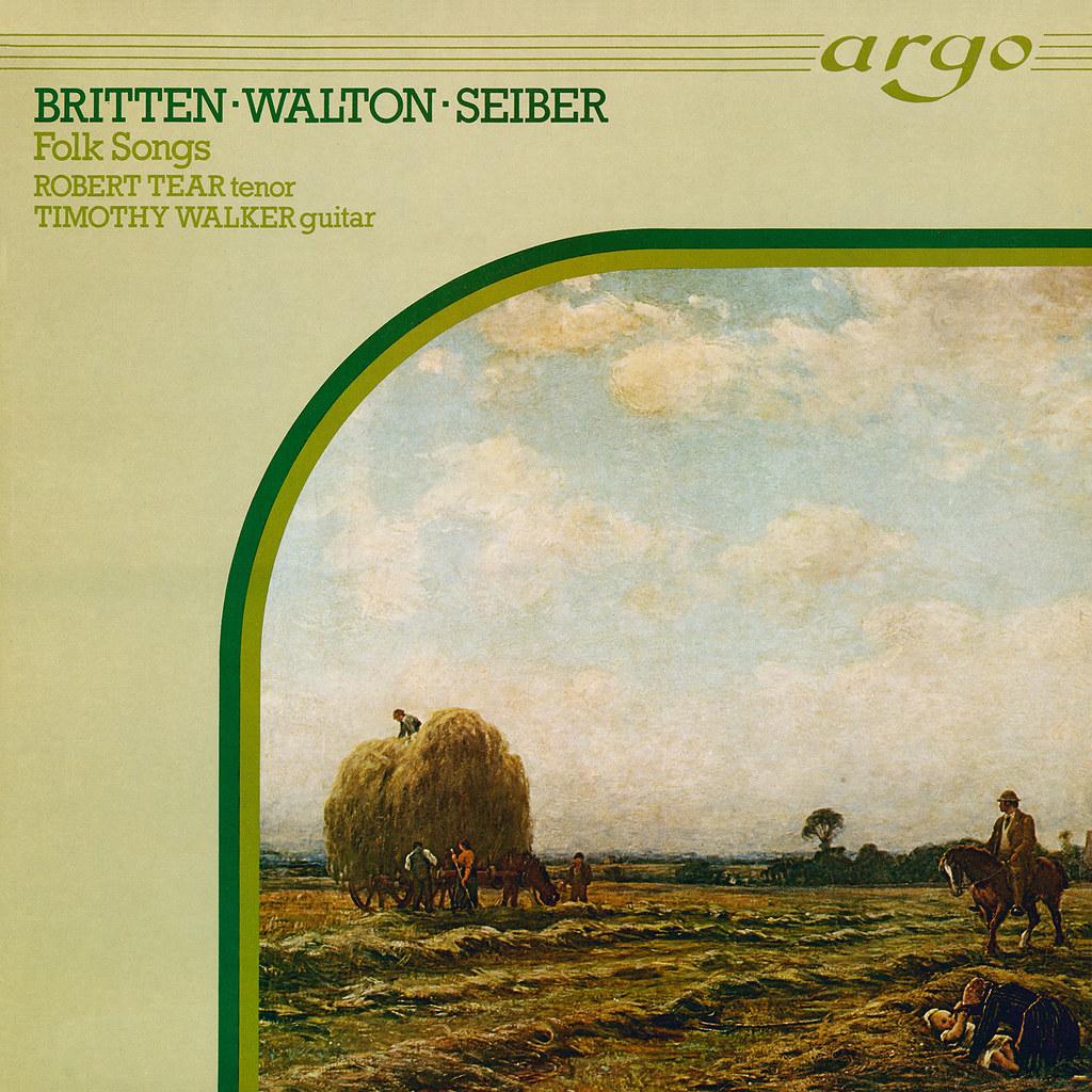 Benjamin Britten - Folk Songs